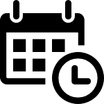 calendar-with-a-clock-time-tools