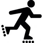 roller-skater